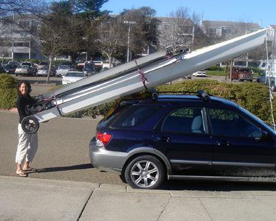 tranporter son skiff sur le toit de sa voiture forums. Black Bedroom Furniture Sets. Home Design Ideas